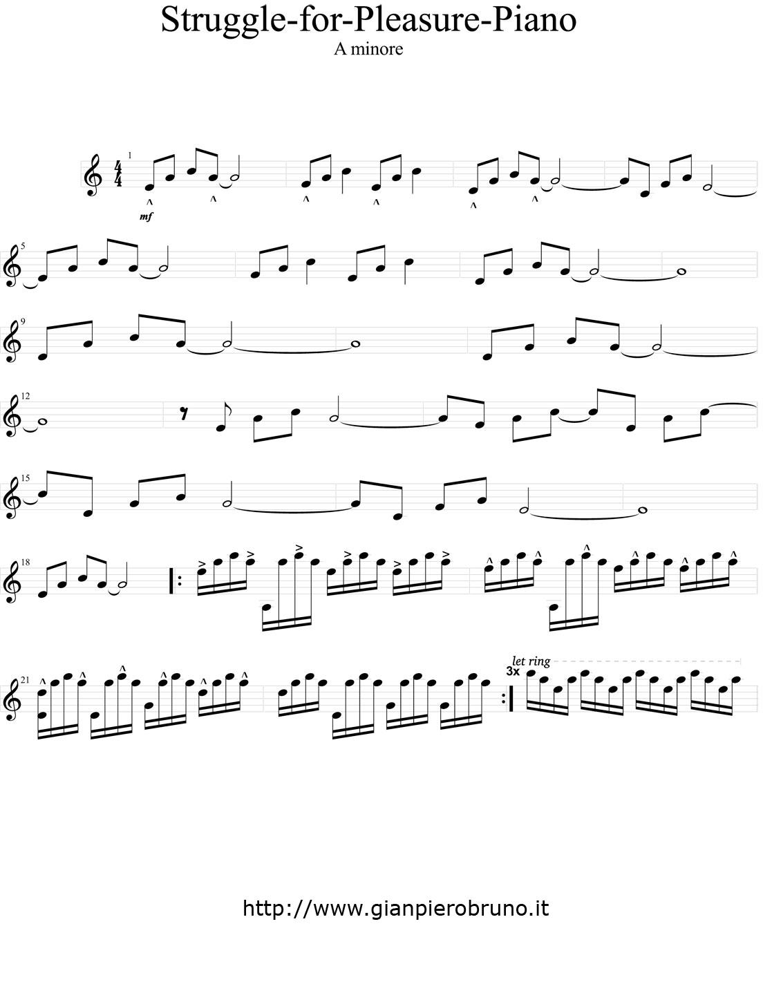 Spartiti x chitarra classica